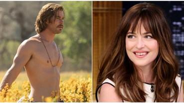 將與 Dakota Johnson 合作新電影,「雷神」Chris 為新造型瘦了一整個碼!