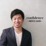 confidence-MEN'S HAIR- 桜沢賢太