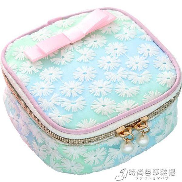 衛生巾收納包包生理期大姨媽巾袋子少女心隨身便攜m月事小包DU型