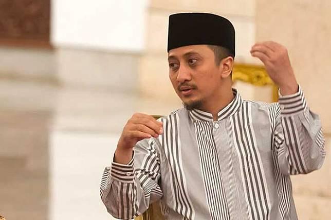 Ustaz Yusuf Mansur (UYM) /ANTARA/Widodo S. Jusuf