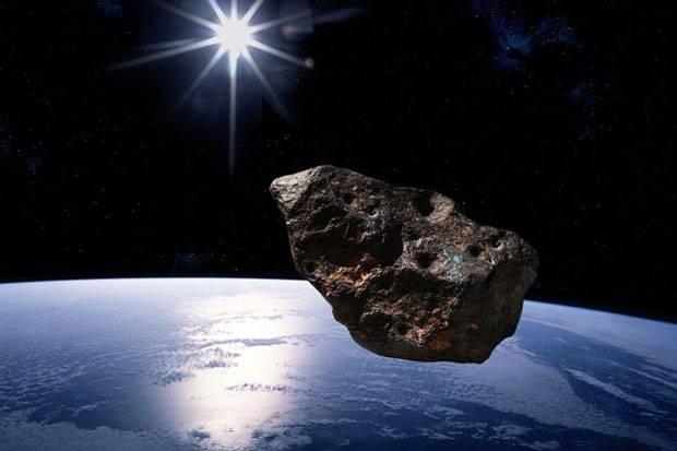 Ilmuan Pastikan 100 Persen Bumi Pasti Akan Ditabrak Meteor