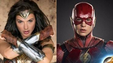 神力女超人將現身《閃電俠》solo 電影 劇情主要是漫畫中最混亂這一部 …