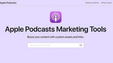 終於!Apple Podcast 播放器可內嵌進網頁
