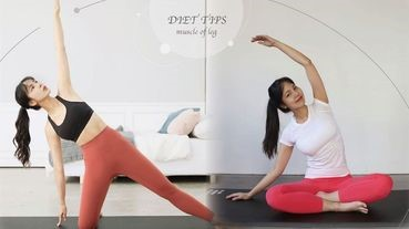 消滅蘿蔔腿特輯!全身拉筋操擺脫「肌肉型小腿」,讓你一週找回勻稱少女腿!