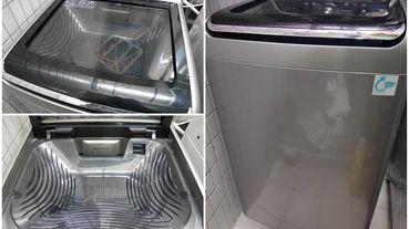 洗衣機推薦【禾聯手洗式洗衣機】#手洗槽 #槽洗淨 #大容量洗衣 #洗衣不打結