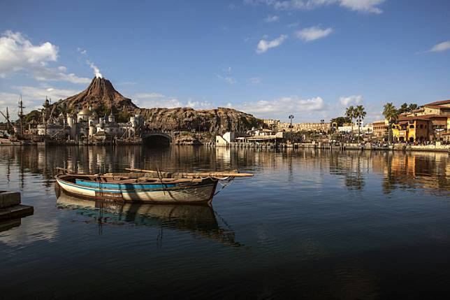 Tokyo DisneySea is a 176-acre (71.22 ha) theme park at the Tokyo Disney Resort located in Urayasu, Chiba, Japan, just outside Tokyo