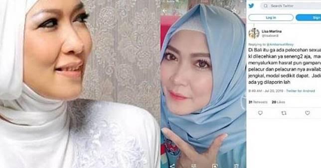 4 Fakta Lisa Marlina, wanita yang dianggap lecehkan perempuan Bali