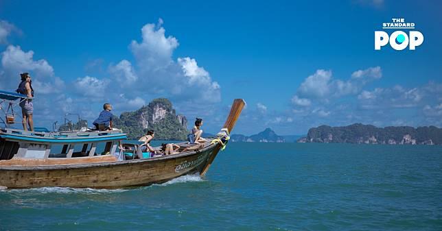 ที่เกาะยาวน้อยมีอะไร ไม่ใช่แค่ความสวยงามของทิวทัศน์ แต่เป็นความสัมพันธ์ที่อยู่ร่วมกันอย่างเกื้อกูล