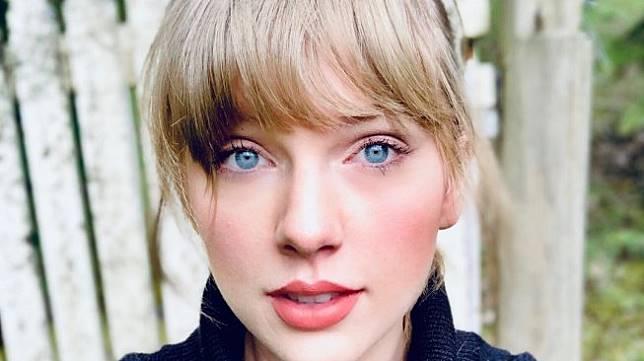 Taylor Swift. (Instagram/@taylorswift)