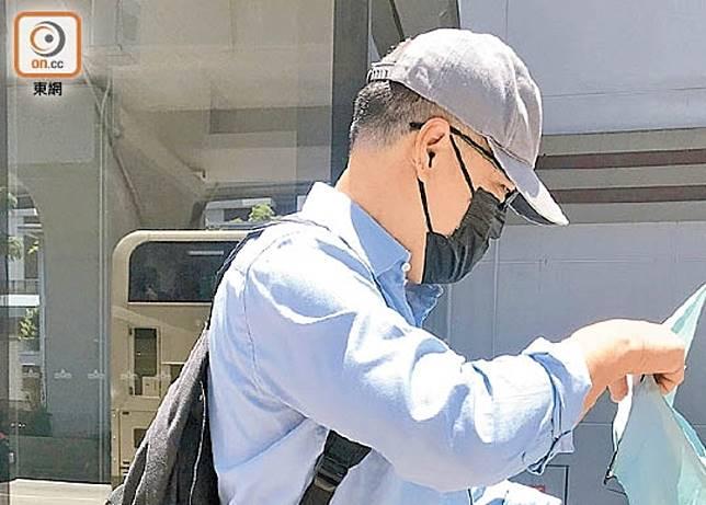 梁錦輝承認兩項訂明人員接受利益罪,被判120小時社會服務令。
