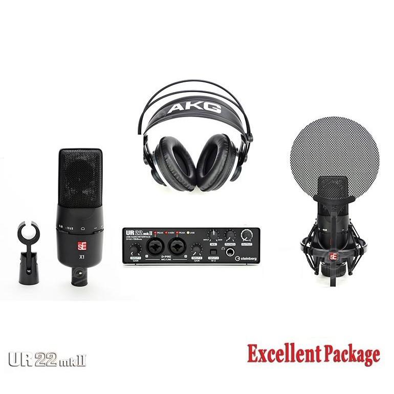 ▼AKG K271監聽耳機 》 K271 MKII不但有非常好的音響動態,密閉型耳罩可聽到更低低頻和更多細節,更特別是它有自動靜音設計,當耳機取下時,聲音會關掉,這對錄音時是很好的功能,此外K271