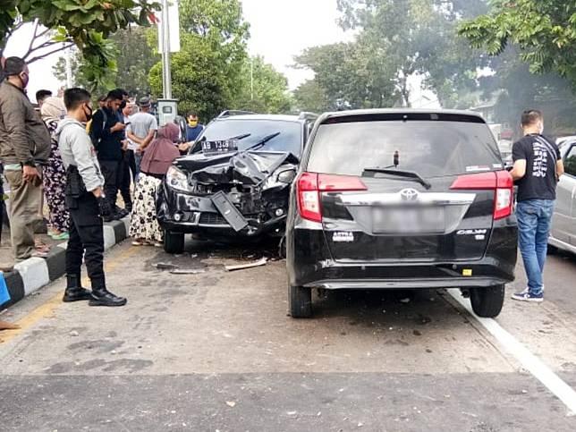 Kronologi Kecelakaan Maut di Ring Road Yogyakarta