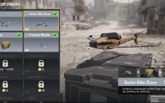 5 Scorestreak Terbaik Call Of Duty Mobile Bikin Menang Makin Gampang