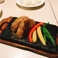 実際訪問したユーザーが直接撮影して投稿した西新宿焼肉溶岩焼肉ダイニング bonbori 新宿店の写真