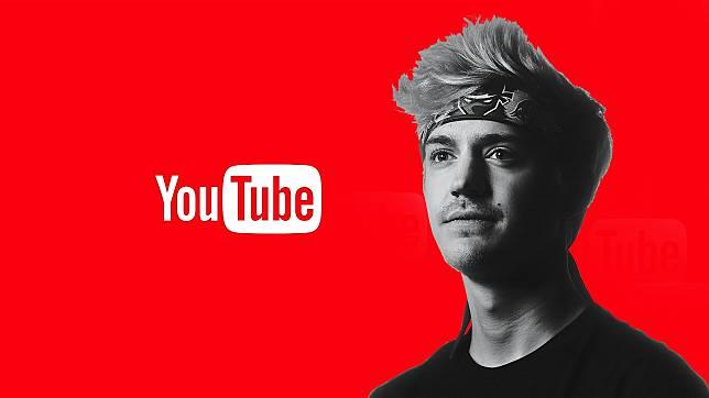 Platform Mixer Tutup, Streamer Fortnite 'Ninja' Putuskan Jajal Youtube