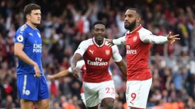 VIDEO: Arsenal vs Leicester