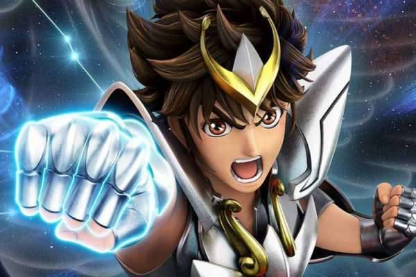 Intip Cuplikan Saint Seiya: Knights of the Zodiac Adaptasi Netflix