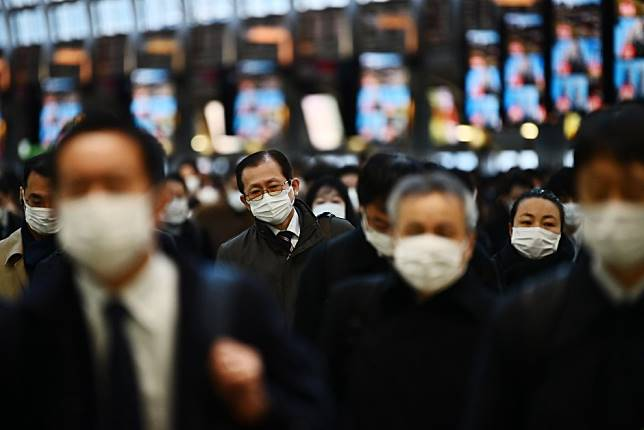 Japan must 'fix leaking coronavirus faucet' before addressing economy as outbreak spreads