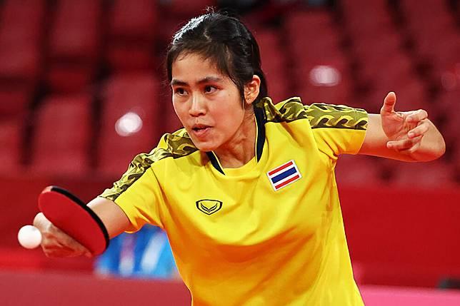 เทเบิลเทนนิส 2 สาวไทยเก่งกาจ สุธาสินี – อรวรรณ เข้ารอบ 32 คน โอลิมปิก 2020