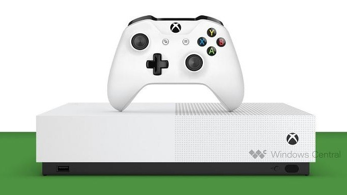 電玩控必讀!新版Xbox One S 將在5月7號發表!