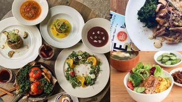 CNN評選台北為全球十大「素食主義者」城市之一!這5家「素食餐廳」美味到比肉還好吃!