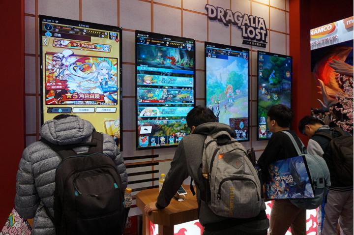 台北國際電玩展玩家區開放,首日即現人潮,重點攤位看這篇