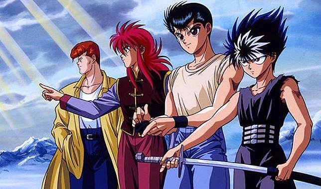 5 Anime Action 90 An Yang Mesti Lo Tonton Lagi