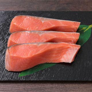チリ産骨取り銀鮭切身(養殖・解凍)
