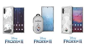 三星推出 Galaxy 系列冰雪奇緣 2 配件,手機殼、耳機保護殼陸續上市