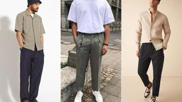 大腿太粗褲子很難買?「壯腿型男」必知選褲3大考量:版型、材質、顏色挑對才顯瘦!