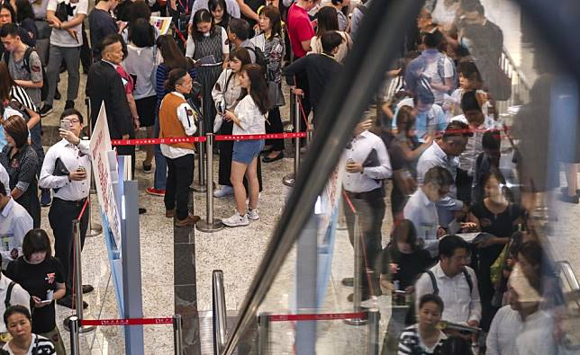Hong Kong's October stamp duty income jumps as non-resident property buyers pile in to pick up bargains amid oversupply