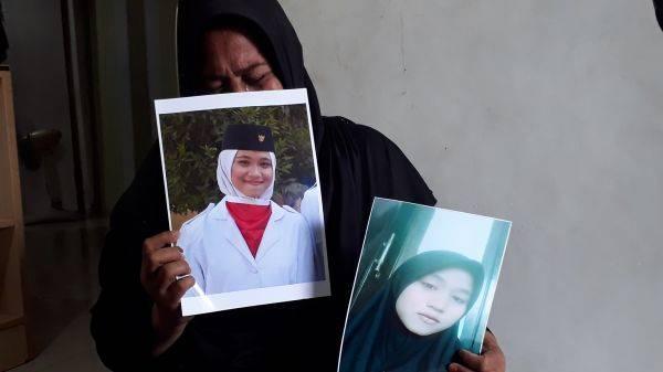 Foto-foto Siswi SMK yang Hilang Sejak 14 Hari Lalu: Foto-foto Audry Viranti Islandi Siswi kelas 2 SMK, warga Perumahan Coco Garden