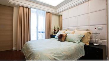 躺上來吧!高檔臥室應該長這樣!