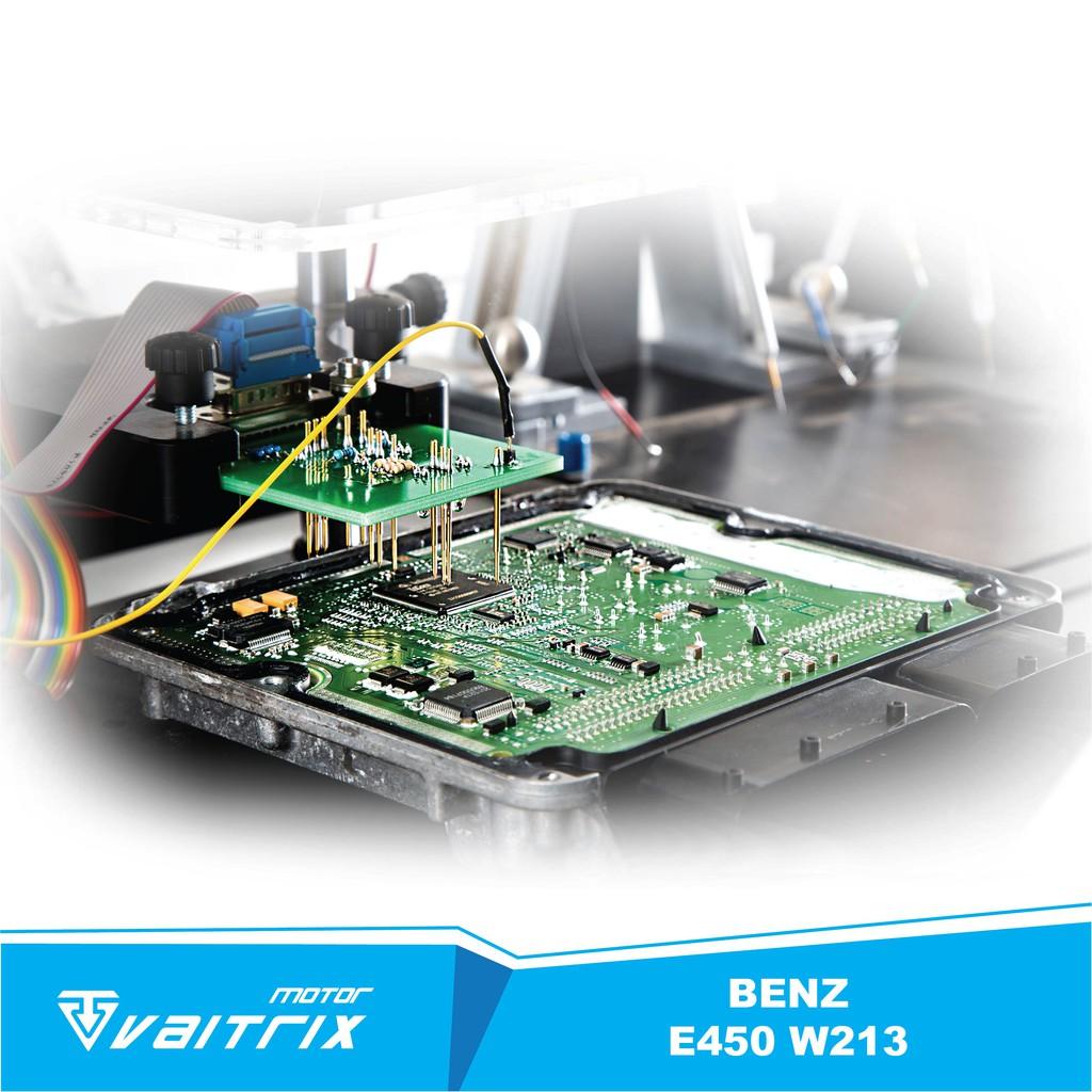BENZ E450 W213 系列 晶片刷電腦內寫動力升級-刷機服務STAGE1 一階馬力提升43hp;扭力提升90Nm。STAGE2 二階客製化撰寫須提供進氣與排氣頭段改裝品牌資料STAGE3 三階