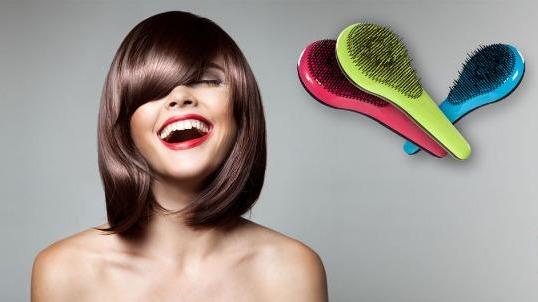 跟斷髮、打結說掰掰!選對梳子不再清理大把落髮