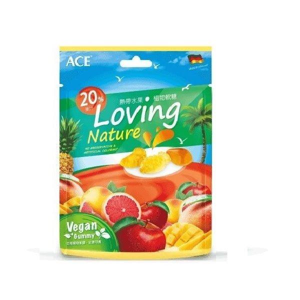 天然果汁使用植物果膠nn口感柔軟 不黏牙 全素軟糖nn無添加人工色素、人工香料、防腐劑