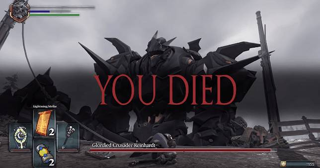 YOU DIED!當《鬥陣特攻》變成《黑暗靈魂》,經典致敬粉絲大讚 👍
