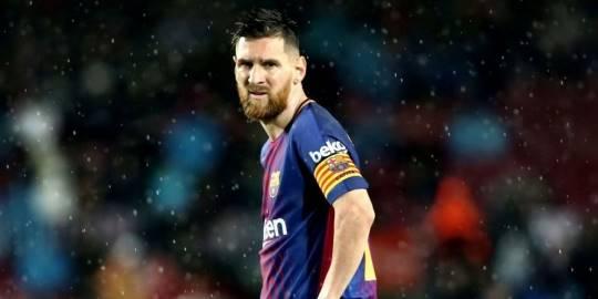 Lionel Messi (c) FC Barcelona