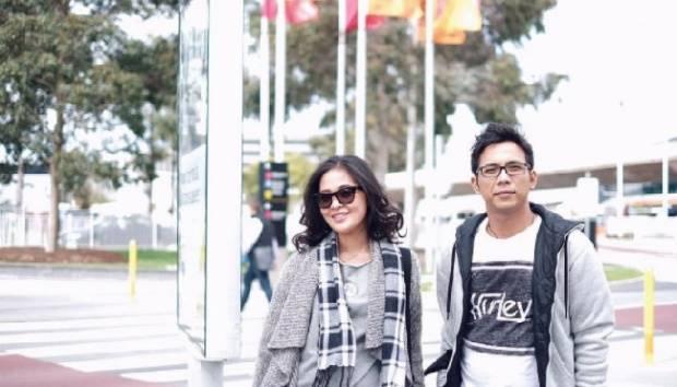 Gracia Indri dan David Noah. Instagram.com