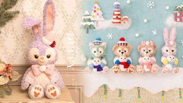 達菲換上冬裝了!2019日本迪士尼「達菲」冬季限定總整理!穿暖暖的達菲超吸睛,實用背包毛毯絕對必收~
