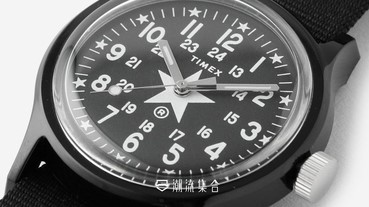CONVERSE TOKYO x TIMEX「All Star」推出全新 Camper 手錶
