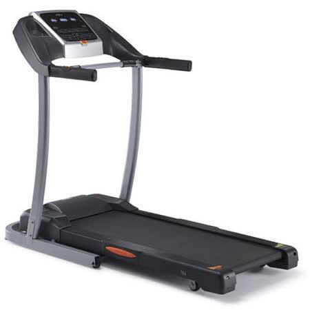 都會風輕時尚跑步機,功能滿檔,輕鬆入手! ★ BMI檢測、扶手快捷鍵..等多樣貼心設計★ 8組內建實用運動程式功能★ 0~10%電動仰昇坡度訓練