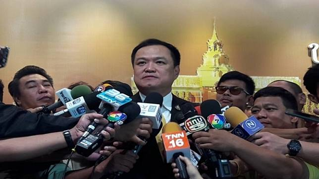 พรรคภูมิใจไทย มีมติให้หัวหน้าพรรค ตัดสินใจเรื่องความชัดเจนทางการเมือง
