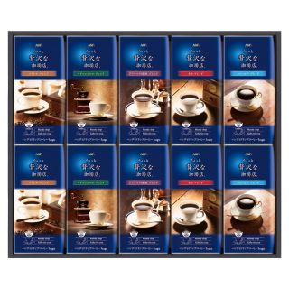 AGF ちょっと贅沢な珈琲店ドリップコーヒーギフト ZD-50J