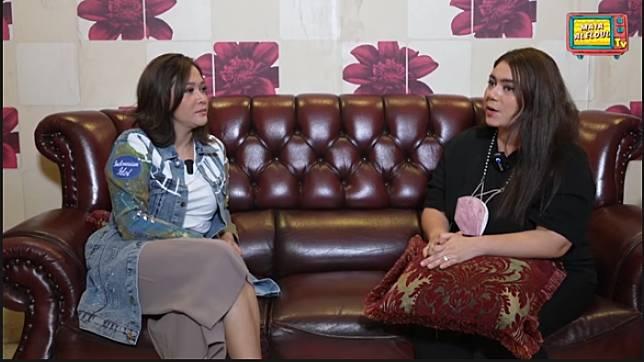 Maia Estianty dan Thalita Latief