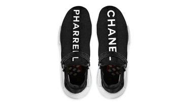 新聞分享 / 跨足時尚圈 Chanel x Pharrell x adidas Originals HU NMD 曝光