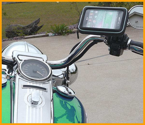 手機座固定座防水殼手機架固定架底座防水盒摩托車導航架重機車導航座防水套自行車導航夾腳踏車導航支架