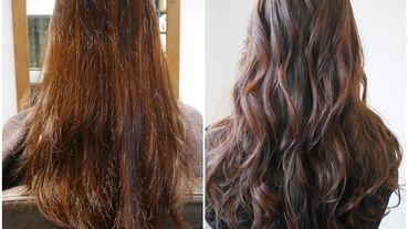 【板橋美髮】分享髮藝 share hair salon #染髮 #鉑金三段式護髮 #讀者燙染護8折優惠
