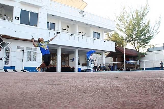 Aceh gelar Turnamen Tenis U-90 untuk pertama kalinya