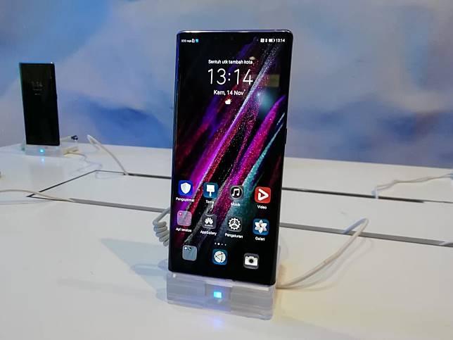 Huawei Mate 30 Pro resmi meluncur di Indonesia